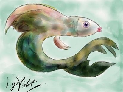 Disegno realizzato da Lye Violet